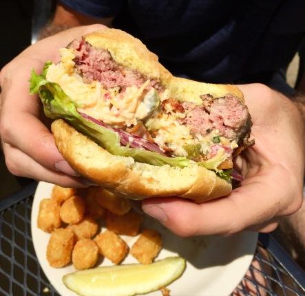 Best Burgers Asheville NC