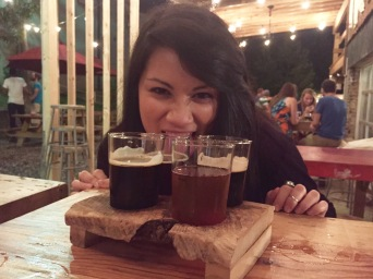 best beer flights asheville