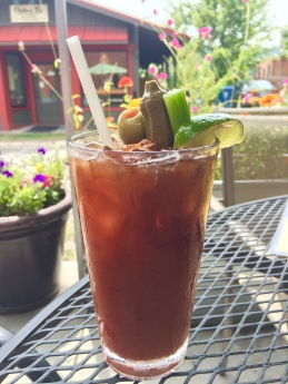 Bloody Marys Black Mtn.