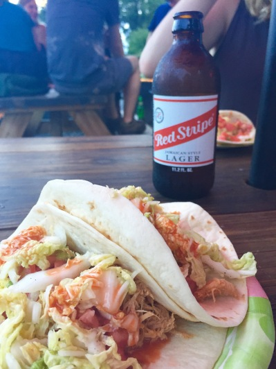 Gilly's Tacos Asheville NC