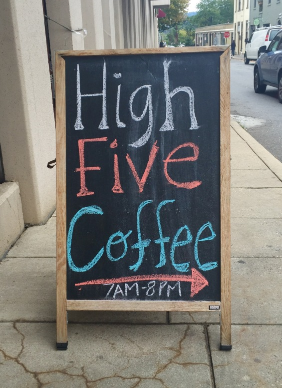 best coffee in asheville