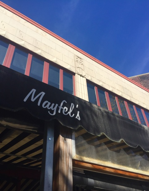 Mayfel's downtown asheville food